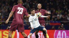Venezuela arruinó el regreso de Messi a la Selección: Argentina perdió 3-1 en Madrid