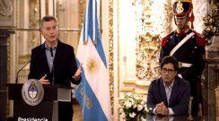 Macri enviaría este lunes al Congreso el proyecto del nuevo Código Penal