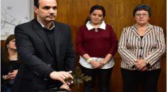 Asumieron nuevos funcionarios en el Gabinete Provincial