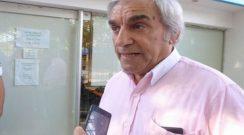 """Colectivos:""""Si mañana no hay acuerdo, hay paro"""", sentenció Abraham, dirigente de la UTA"""