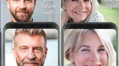Los riesgos de envejecer con FaceApp