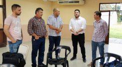 Se inició el relevamiento de los municipios para el fortalecimiento institucional
