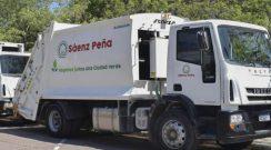 Recolección de residuos durante la semana del 6 al 10 de julio