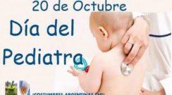 Feliz Día al Pediatra!