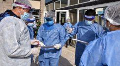 Reporte provincial El Ministerio de Salud informó siete nuevos fallecimientos por covid en Chaco