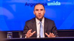 Guzmán anunció más facilidades para operar con dólares en el contado con liquidación
