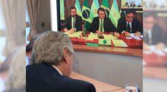 """Alberto Fernández habló con Bolsonaro y le pidió dejar """"las diferencias del pasado"""""""