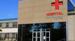 Robaron varios elementos del Servicio de Alimentación del Hospital 4 de Junio
