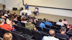 El intendente Bruno Cipolini y vecinos de distintos barrios analizaron las propuestas