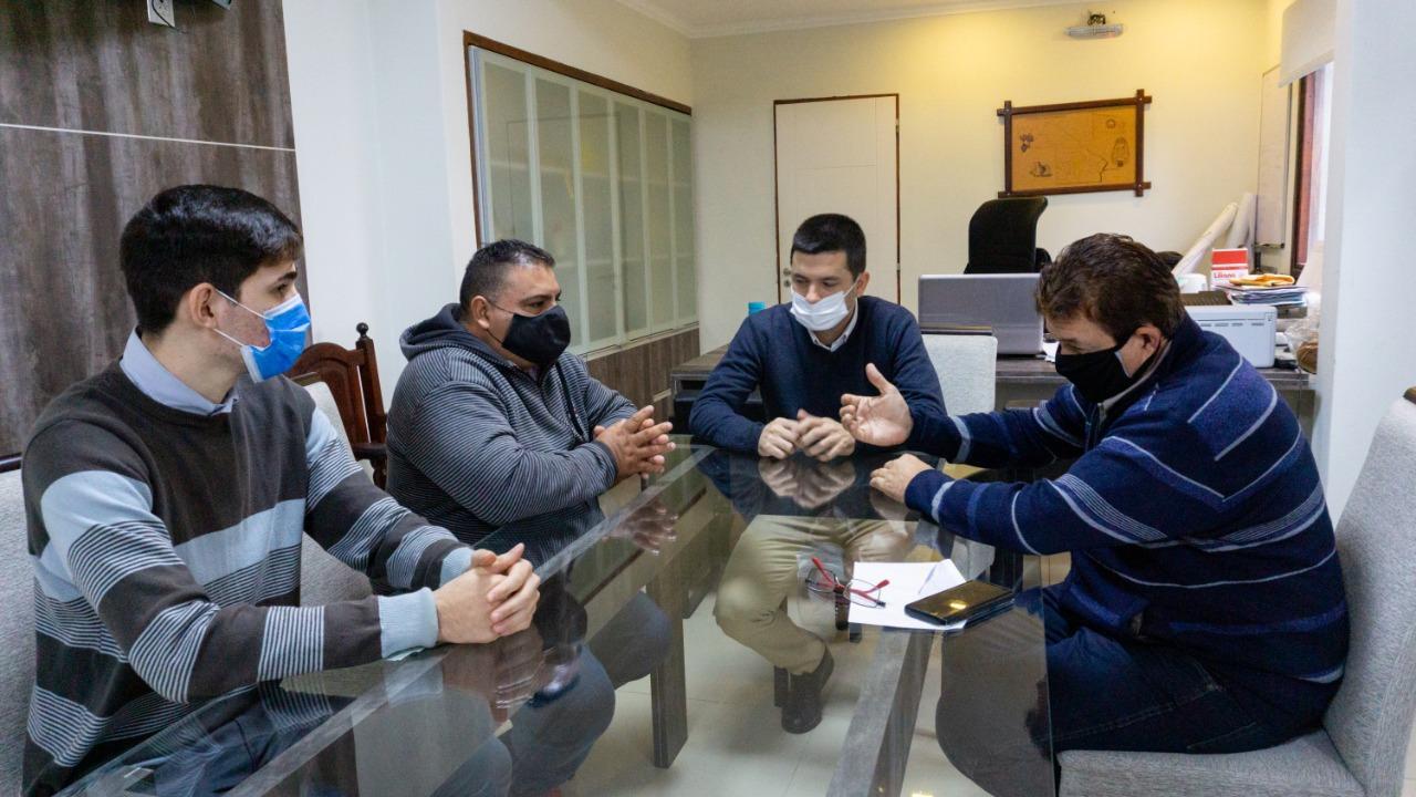 Sáenz Peña Productiva: Se realizó una nueva entrega de créditos a emprendedores locales