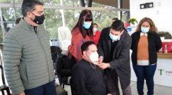 Coronavirus: Chaco alcanzó las 500 mil dosis aplicadas