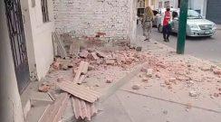 Al menos 41 heridos tras un sismo de 6,1 en el norte de Perú