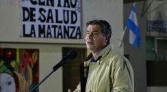 En Quitilipi, Capitanich y Rach Quiroga inauguraron un centro de salud y obras de iluminación